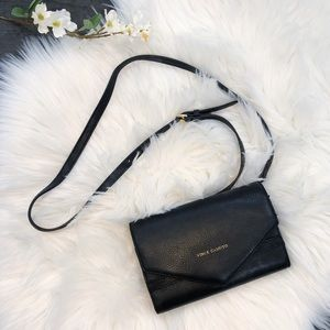 Vince Camuto Ozell Leather Crossbody Bag